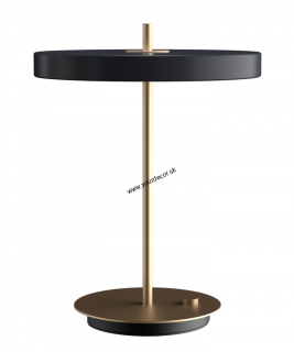 Stolná lampa Umage ASTERIA TABLE antracit