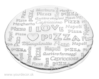 Tanier na pizzu I LOVE PIZZA 7451.1