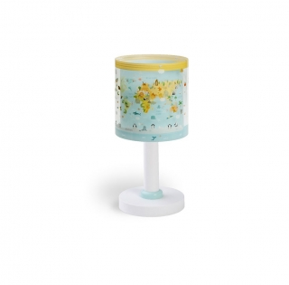 DALBER BABY WORLD 40721 multicolor Stolná lampa
