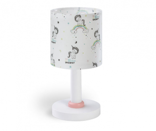 DALBER UNICORNS 42431 multicolor Stolná lampa