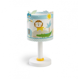 DALBER MY LITTLE JUNGLE 76111, multicolor, Stolná lampa