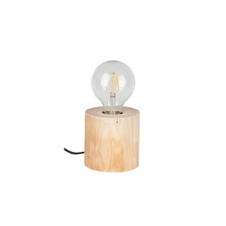 Stolná lampa TRABO TABLE Natural Pine H10
