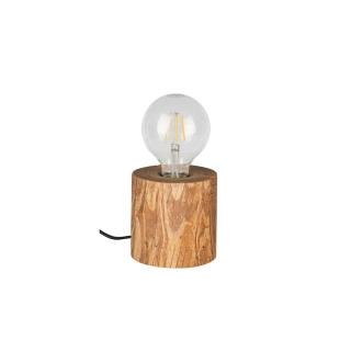 Stolná lampa TRABO TABLE Stained Pine H10